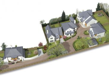 Residential architectural services for housing developments in Dorset